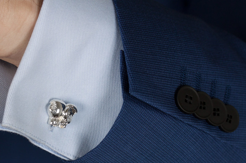 Boxing Cuff links