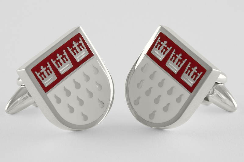 Cologne Cufflinks