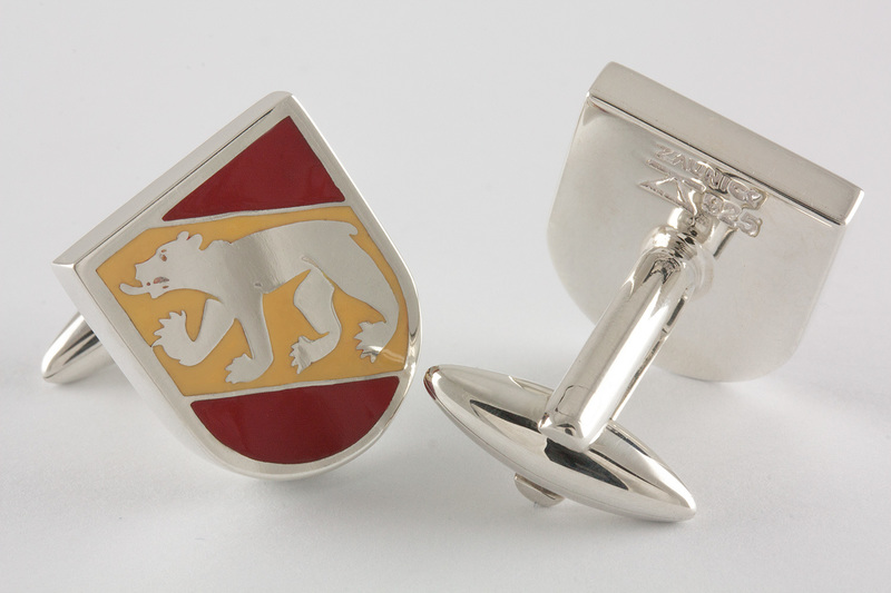 Bern Cuff links