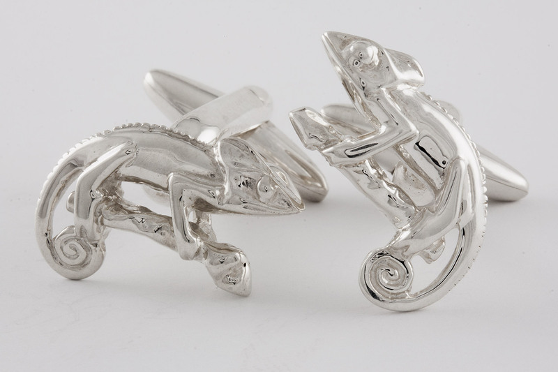 Chameleon Cuff links