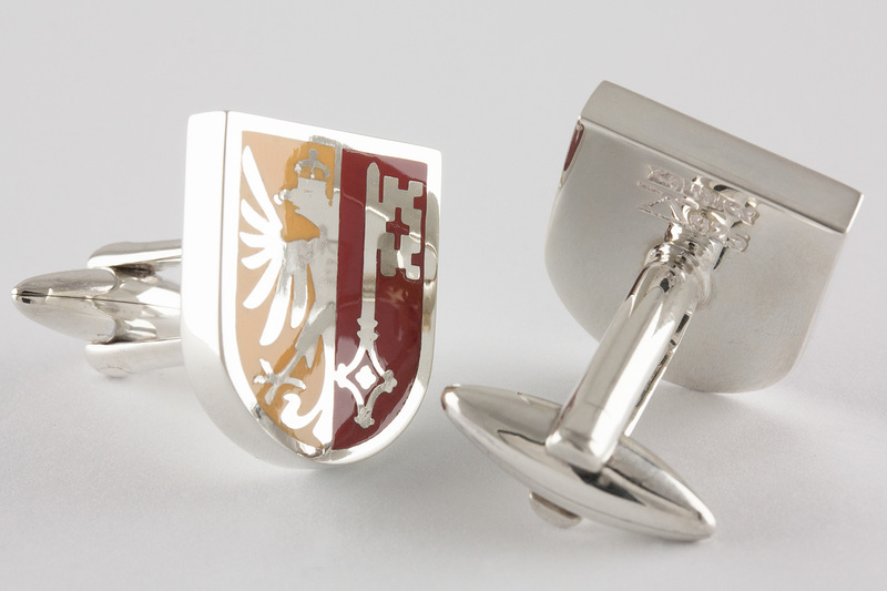 Switzerland Cufflinks
