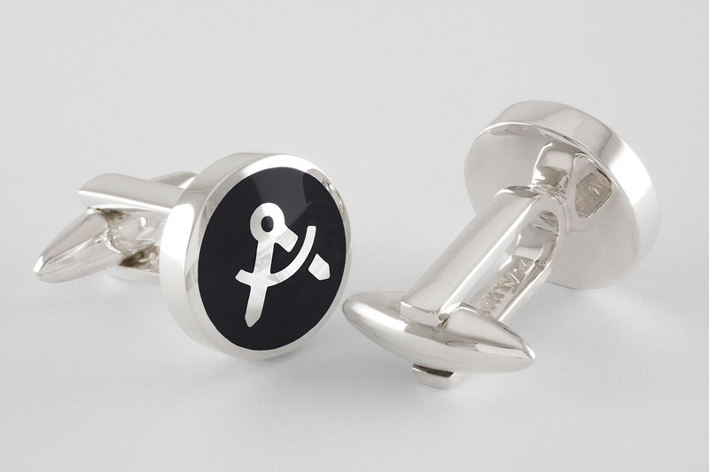 Construction Cufflinks