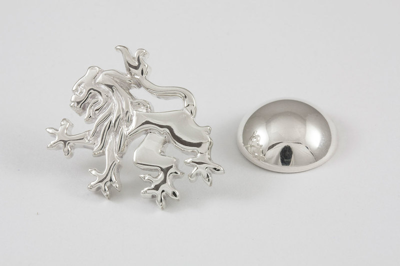 Lion Lapel pin