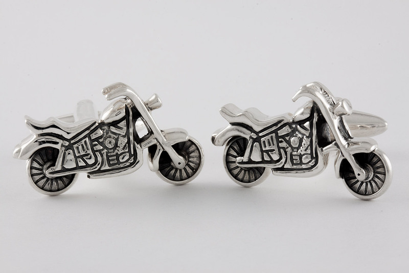 Motorcycle Cuff links