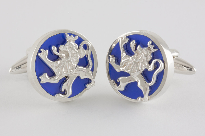 Lion button Cufflinks