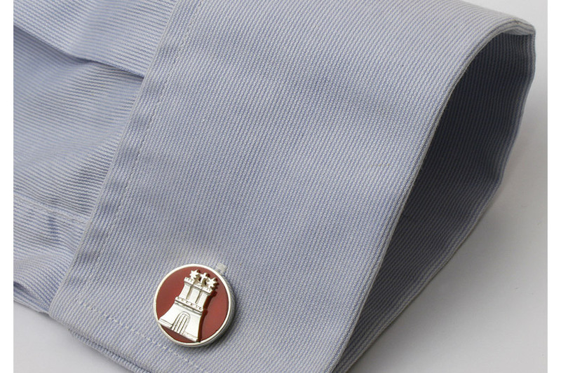 Hamburg Cuff links