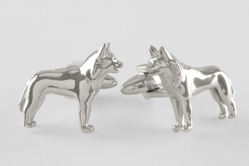 Husky Cuff links