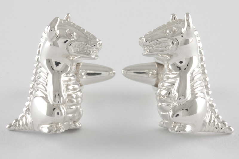 Monster Cuff links