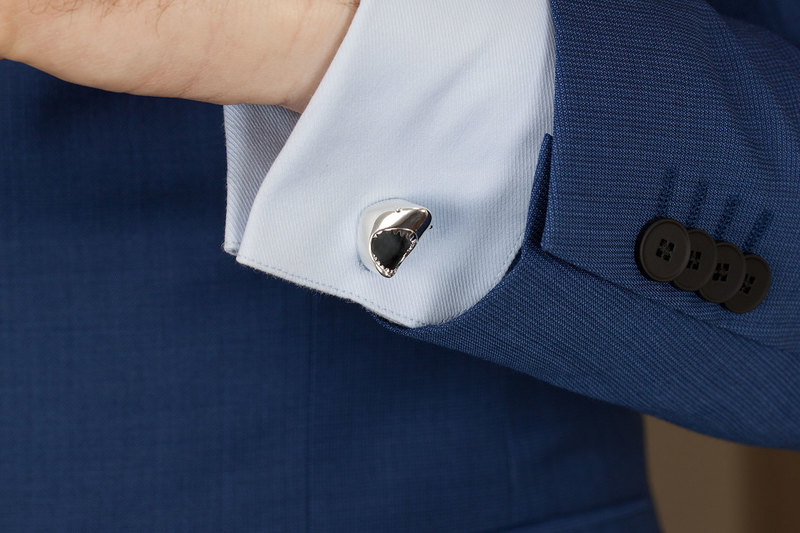 Shark Cuff links