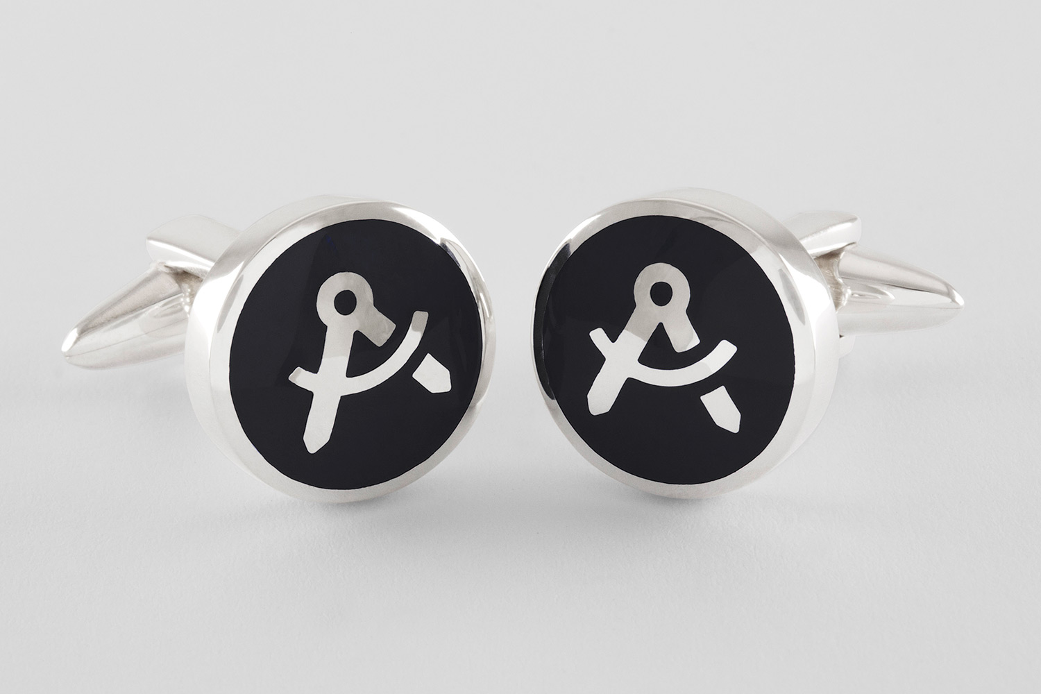 architect cufflinks