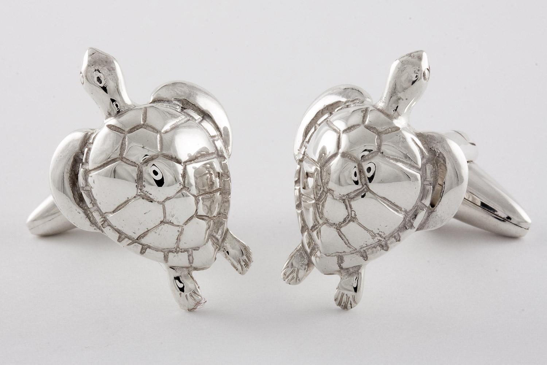 Sea Turtle Cufflinks