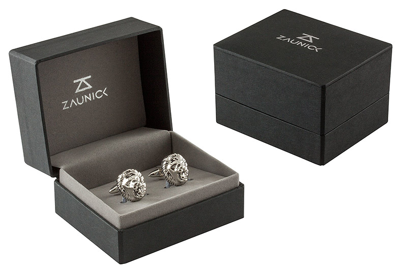 Zaunick cufflinks box usa